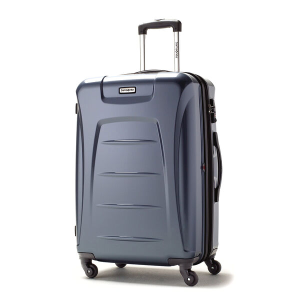 Samsonite Winfield 3 Spinner Large in the color Blue Slate.