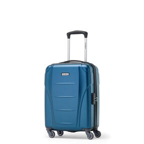 Samsonite Winfield NXT Spinner Carry-On in the color Blue.