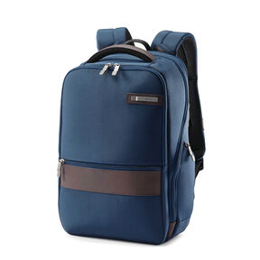 Samsonite KomBiz Small Backpack in the color Legion Blue.