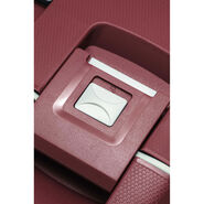 """American Tourister Tribus 29"""" Spinner in the color Red."""