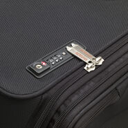 American Tourister Fly Light Spinner Large in the color Black.