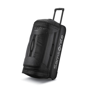 "Samsonite Andante 2 32"" Wheeled Duffle in the color Black."