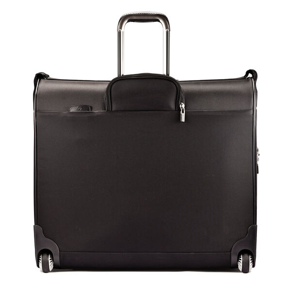 Samsonite Quadrion Duet Garment Bag in the color Black.