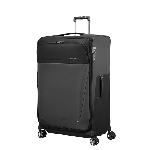 Samsonite B-Lite Icon Spinner Large in the color Black.