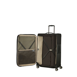 Samsonite Airea Spinner Large in the color Black.