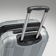 Samsonite Hardside 2 Piece Set2 Piece Set (Carry-On and Medium) in the color Silver.