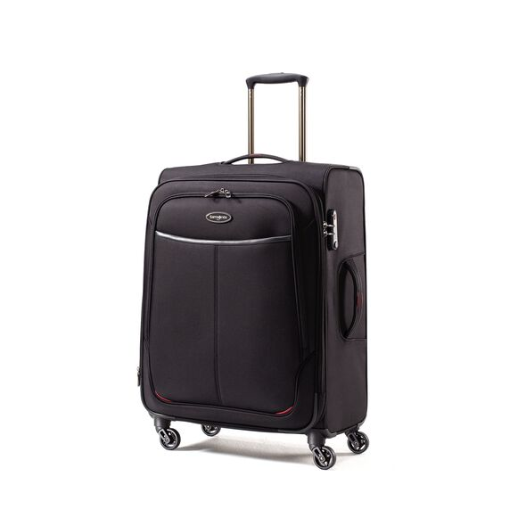Samsonite Dura NXT Lite Spinner Large in the color Black.