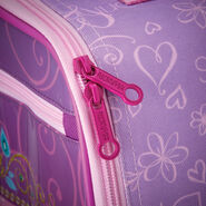 """American Tourister Disney Kids 18"""" Softside Upright in the color Princess."""