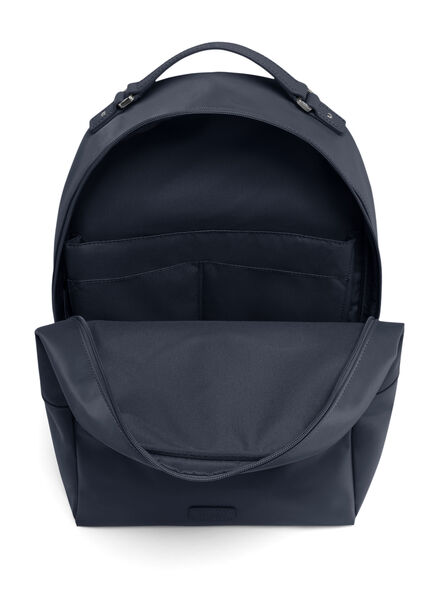 Lipault Lady Plume Medium Backpack in the color Navy.