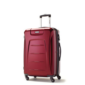 Samsonite Winfield 3 Spinner Medium in the color Dark Red.