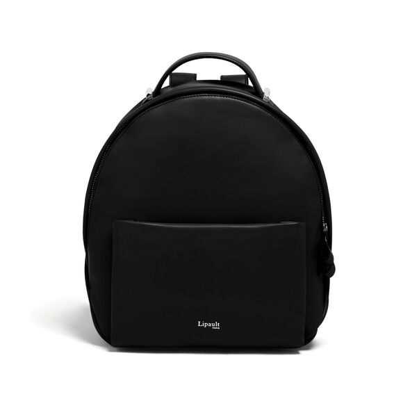 Lipault By The Seine Nano Backpack in the color Black.