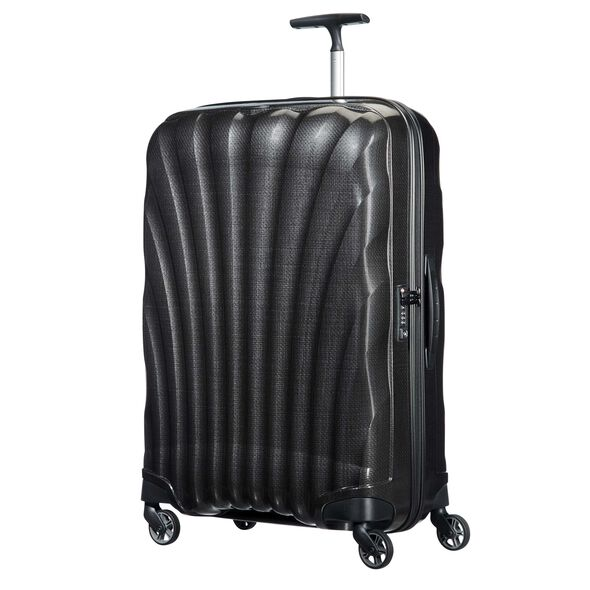 Samsonite Cosmolite Spinner Medium in the color Black.