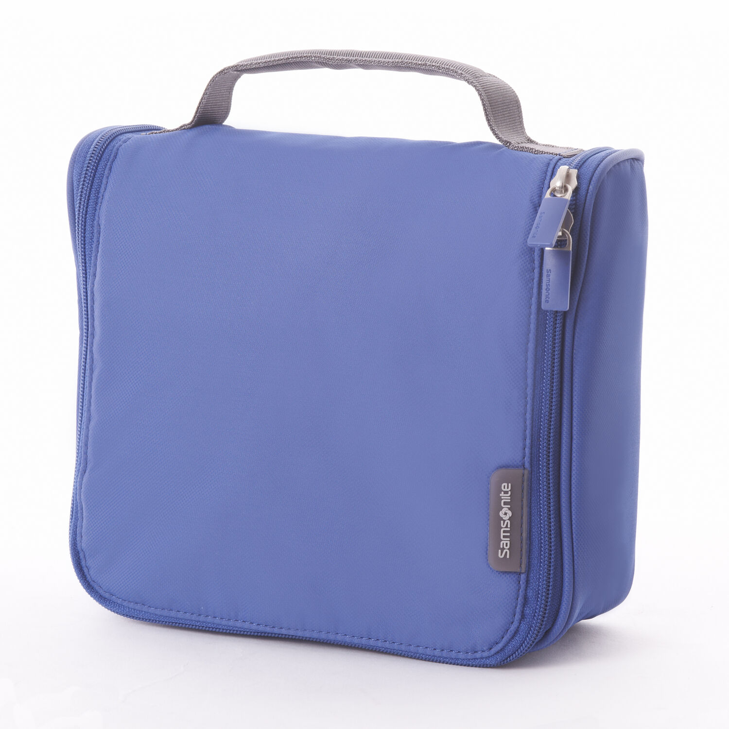 5138b9b83d82 Samsonite CAN Accessories Hanging Toiletry Kit in the color Blue.