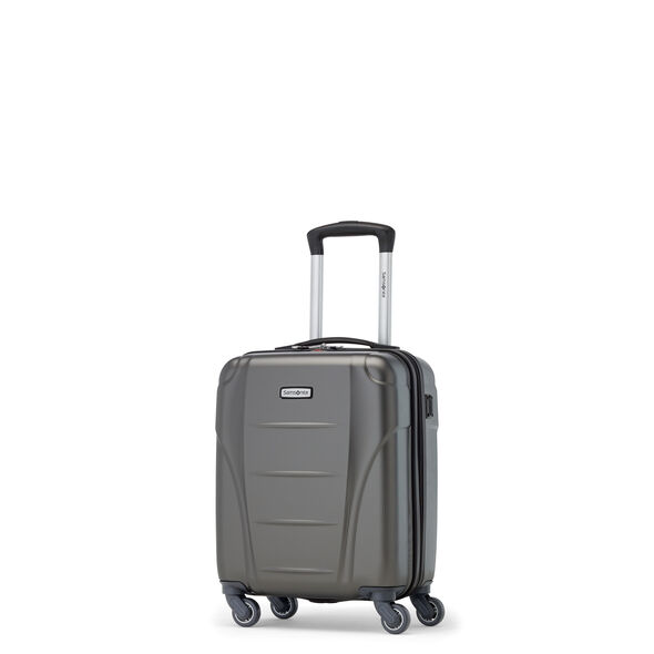 Samsonite Winfield NXT Spinner Underseater in the color Charcoal.