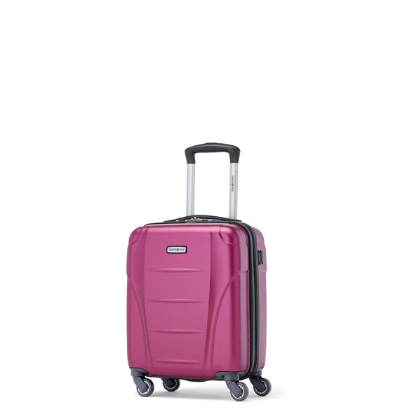 Samsonite Winfield NXT Spinner Underseater in the color Solar Rose.