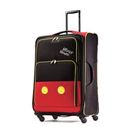 "American Tourister Disney Mickey Mouse 28"" Spinner in the color Mickey Mouse Pants."