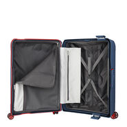 "American Tourister Tribus 25"" Spinner in the color Petrol Blue."