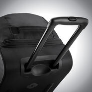 "Samsonite Andante 2 28"" Wheeled Duffel in the color Black."
