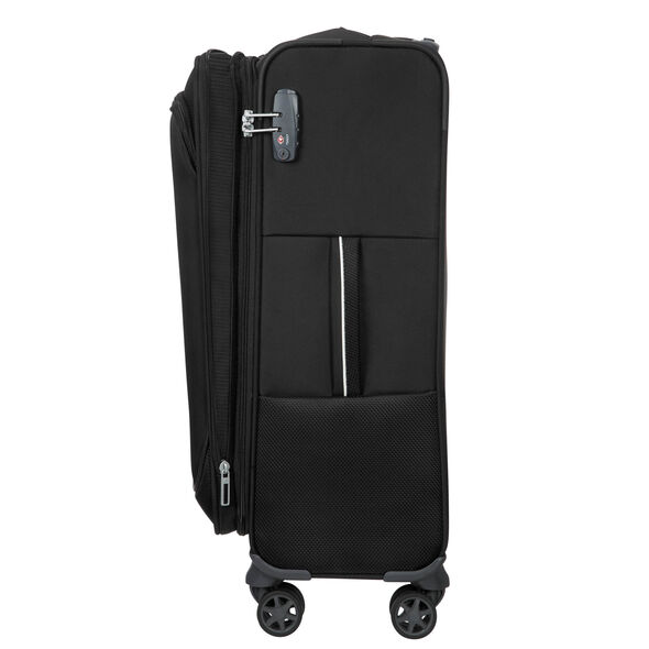 Samsonite Popsoda Spinner Medium in the color Black.