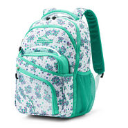 High Sierra Wiggie Lunch Kit Backpack in the color Star Floral/Aquamarine/White.