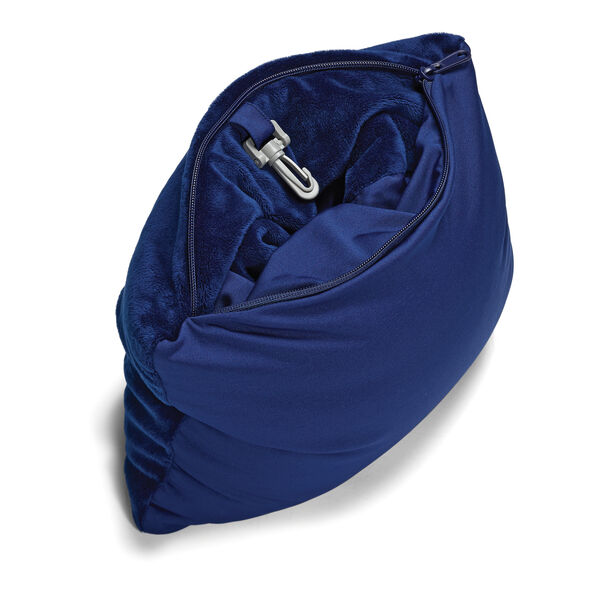 Samsonite CAN Accessories Magic 2 in 1 Pillow in the color Navy.
