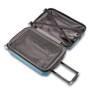 Samsonite Opto PC 2 Spinner Carry-On in the color Deep Turquoise.