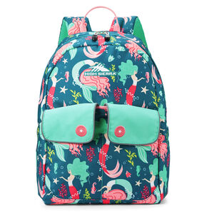 High Sierra Chiqui Backpack in the color Mermaid.