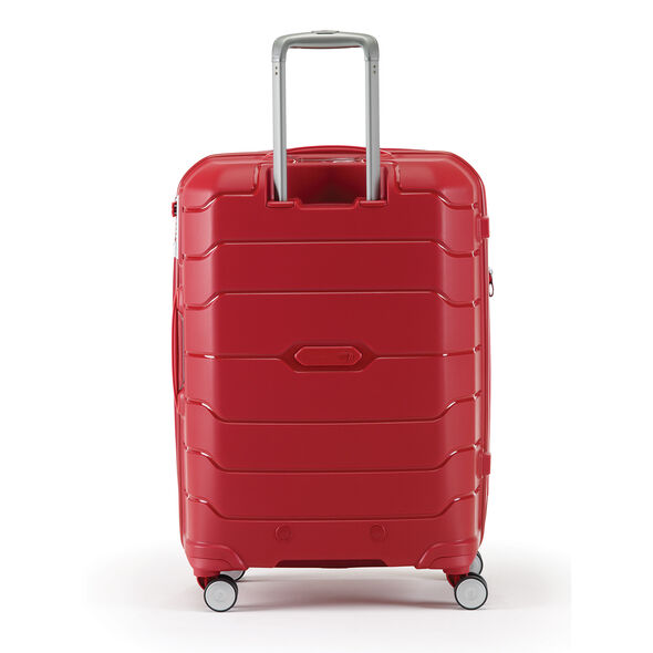 Samsonite Freeform Spinner Large in the color Red.