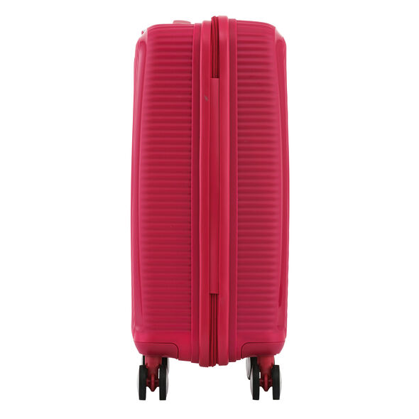 American Tourister Curio Spinner Large in the color Pink.