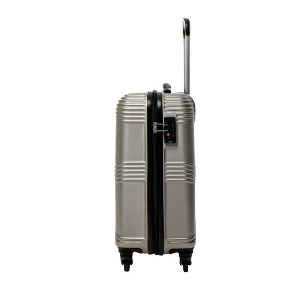 Canadian Tourister Coastal Spinner Carry-On in the color Light Gold.