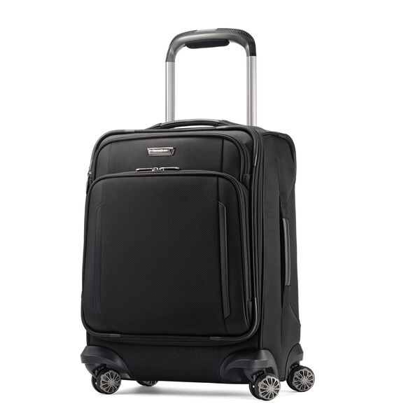 Samsonite Silhouette XV Spinner Carry-On in the color Black.