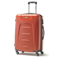 Samsonite Winfield 3 Fashion Spinner Large in the color Orange Brushed.