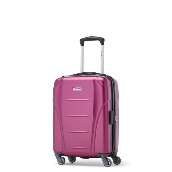 Samsonite Winfield NXT Spinner 3 Piece Set (CO/Med/Lrg) in the color Solar Rose.