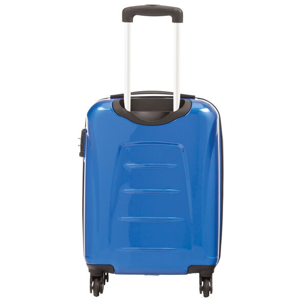 Samsonite Winfield 3 Spinner Carry-On Widebody in the color Blue.
