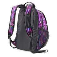 High Sierra Curve Backpack in the color Rainforest/Black.