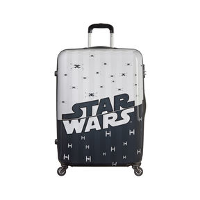 American Tourister Star Wars Legends Spinner Large in the color Star Wars Monochrome.