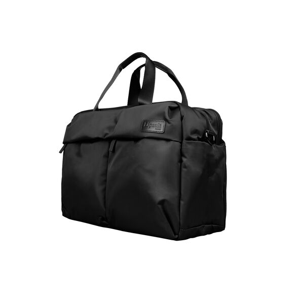 Lipault City Plume 24H Bag in the color Black.