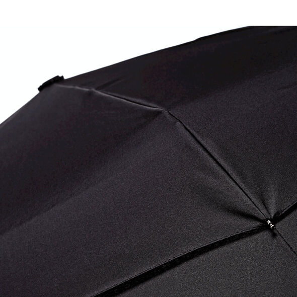 Samsonite Windguard Auto Open/Close Umbrella in the color Black.