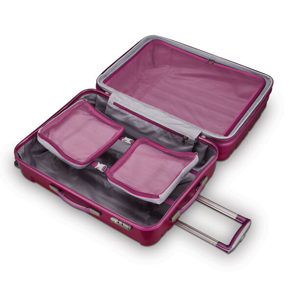 Samsonite On Air 3 Spinner Large in the color Purple.