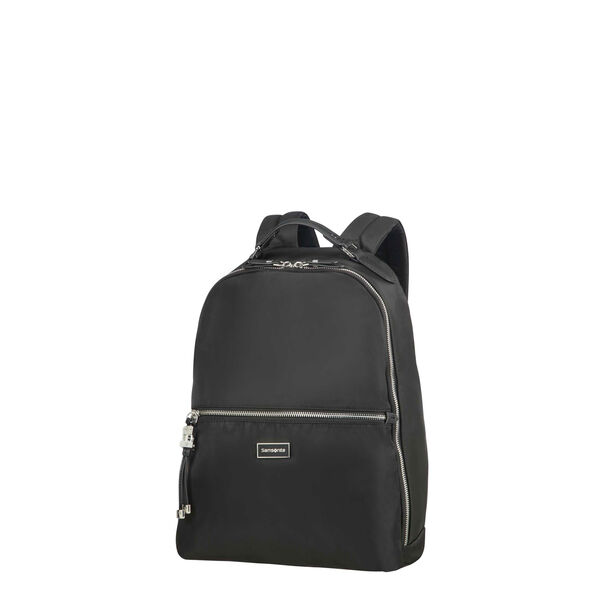 "Samsonite Karissa Biz Backpack 14.1"" in the color Black."