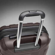 Samsonite Hardside Spinner 2 Piece Set in the color Brown.