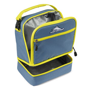 High Sierra Stacked Compartment in the color Graphite Blue/Glow.