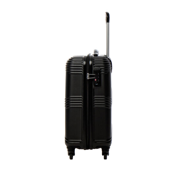 Canadian Tourister Coastal Spinner Carry-On in the color Black.