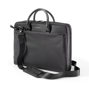 Samsonite Rosaline Business Slim Briefcase - 15.6 in the color Black.