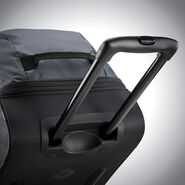 "Samsonite Andante 2 32"" Wheeled Duffle in the color Riverrock/Black."