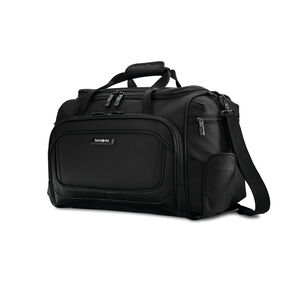 Samsonite Silhouette 16 Travel Tote in the color Obsidian Black.