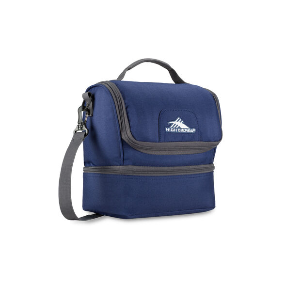 High Sierra Double-Decker in the color True Navy.