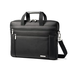 Samsonite Classic Business Laptop Shuttle in the color Black.