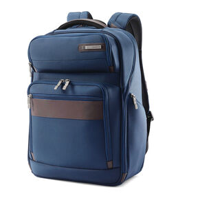 Samsonite KomBiz Large Backpack in the color Legion Blue.