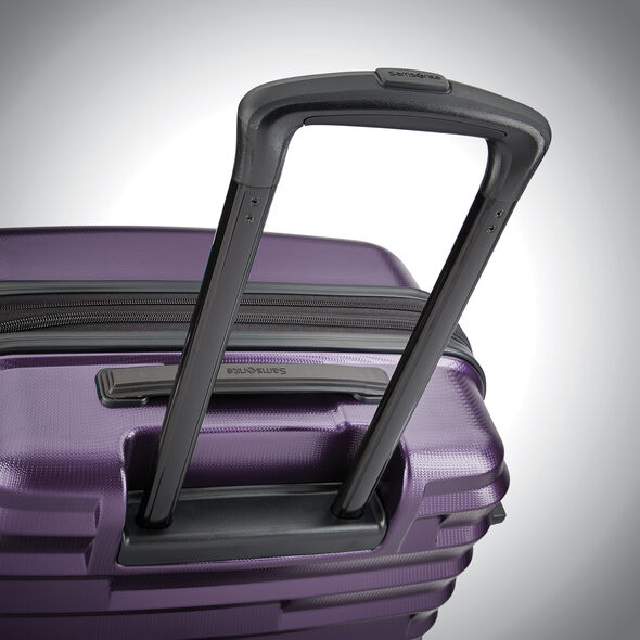 Samsonite Ziplite 4 Spinner Underseater in the color Purple.